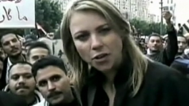 VIDEO: CBS News Lara Logan attacked by mob while reporting from Tahrir Square.