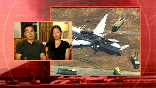 Asiana Airlines Crash Survivors Recall Harrowing Moments Before Impact