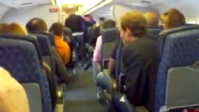 American Airlines Flight Attendant Meltdown Video Abc News