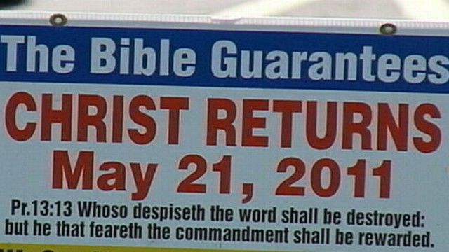 VIDEO: Get Ready for the Rapture