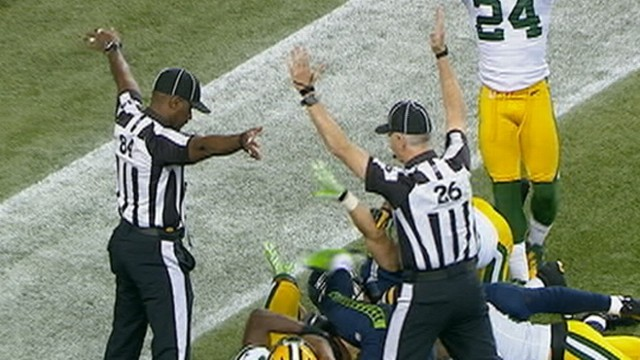 Nfl referee packers seahawks betting betting nascar