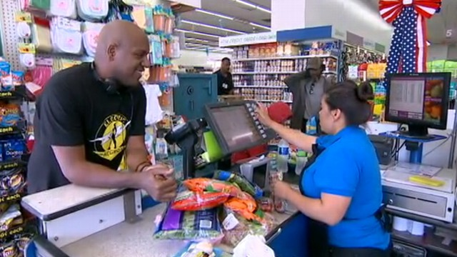 Dollar Store Diet Man Shops At 99 Cent Store Sheds 250 Pounds