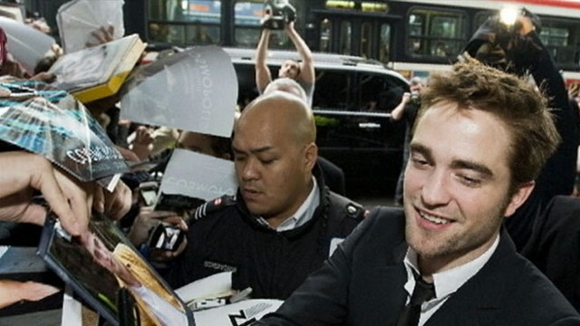 Robert Pattinson Surfaces on Daily Show