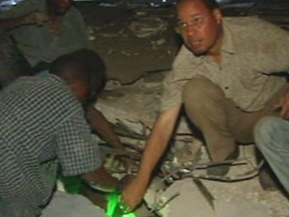 VIDEO: Rescue efforts are mobilized as the death toll rises in Haiti.