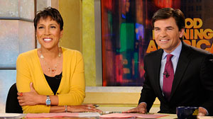 Robin Roberts and George Stephanopoulos Favorite Books