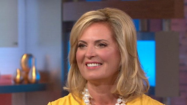 "VIDEO: Wife of presumptive GOP presidential nominee discusses campaign 2012 on ""GMA."""