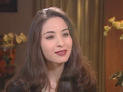 Roxana Saberi on her Life in Iran