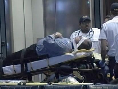 VIDEO: Plane Hits Severe Turbulence