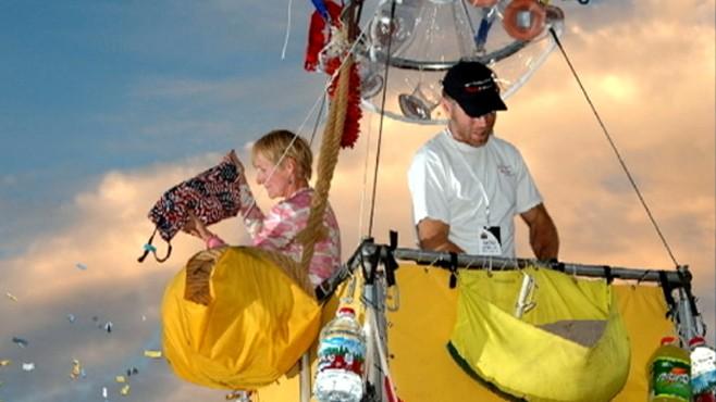 VIDEO: Richard Abruzzo and Carol Rymer Davis went missing over the Adriatic Sea.