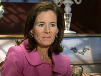 VIDEO: Jenny Sanford talks to Barbara Walters about her marriage to Gov. Mark Sanford.