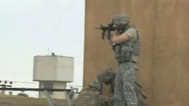 VIDEO: An Afghan employee opened fire on CIA officers, killing one American.
