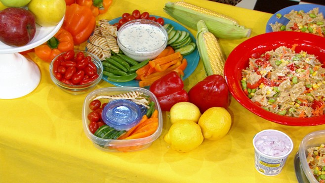 VIDEO: How to pack a healthy school lunch