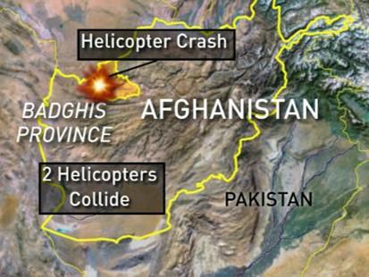 VIDEO: 14 Americans Killed in 3 Choppers in Afghanistan