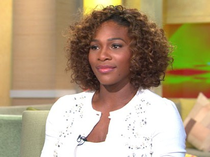 VIDEO: Serena Williams talks about her outburst at the U.S. Open.