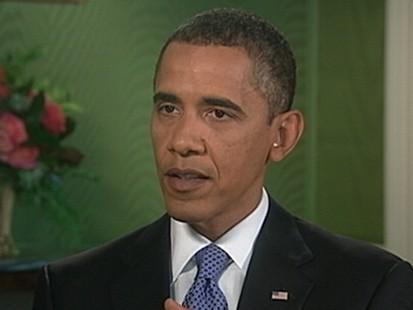 VIDEO: President Obama discusses the landmark financial reform legislation.
