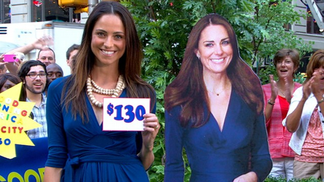 Kate Middleton Fashion Banana Republic Issa Londonc To Offer Affordable Styles Video Abc News