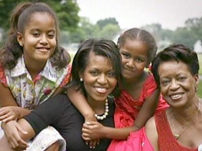 Marian Robinson is the First Grandma