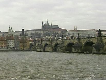 VIDEO: Prague Castle in the Czech Republic encloses acres of opulence.