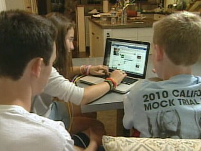 VIDEO: Online media companies collect data on teens and sell it to advertisers.