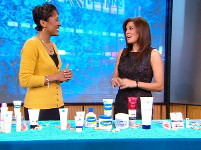 VIDEO: Dermatologist Doris Day on how to escape dry skin and chapped lips this winter.