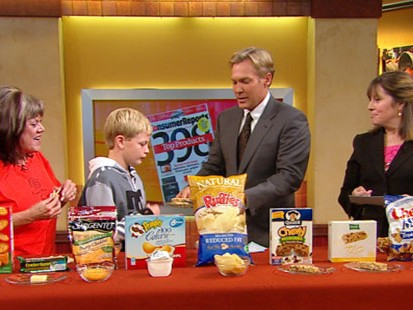 VIDEO: Consumer Reports reveals which treats satisfy without adding pounds.