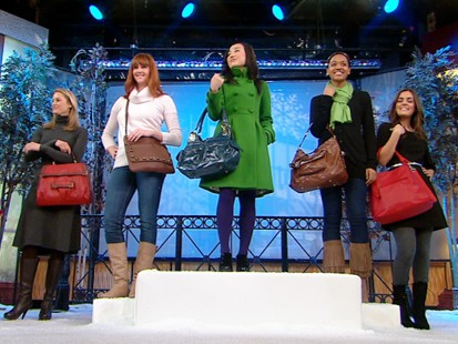 VIDEO: Glamour Magazines Suze Yalof Schwartz gives cheap fashion tips for accessories.