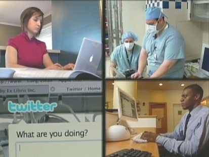 VIDEO: Why Doctors Are Tweeting During Surgery