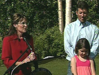What Is Sarah Palin Doing?