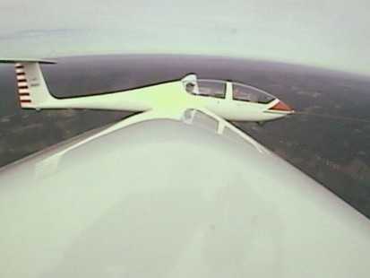 VIDEO: Take to the Skies in a Glider Plane