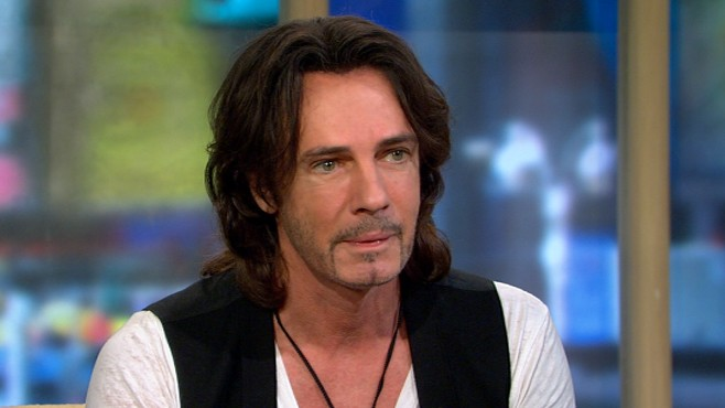 Rick Springfield Jessies Girl Singer Opens Up On Battle With