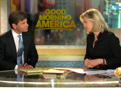 VIDEO: George Stephanopoulos addresses the question of who will succeed the senator.
