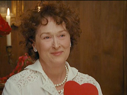 VIDEO: Meryl Streep on Being Julia Child