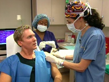 VIDEO: Sam Has Surgery