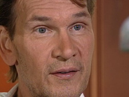 VIDEO: Patrick Swayze talked to Barbara Walters about his hopes and fears.