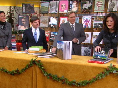 "VIDEO: The ""GMA"" anchors pick out some of their favorite coffee table books."