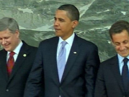 VIDEO: G-8 Will Not Call for New Sanctions Against Iran