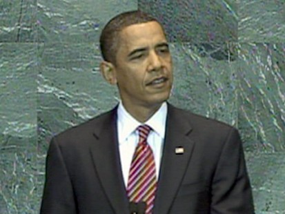 VIDEO: Presidents Obama and Medvedev suggest sanctions against Iran.