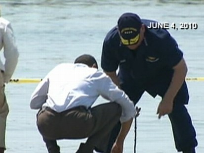 VIDEO: Obama Goes to the Gulf