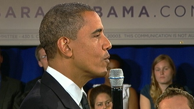 VIDEO: Obamas Town Hall