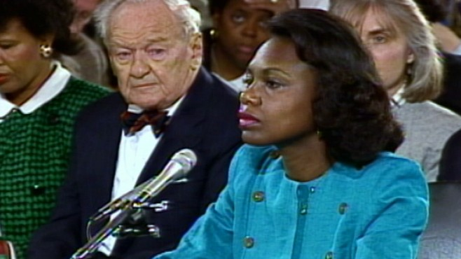 VIDEO: Anita Hill Asked to Apologize