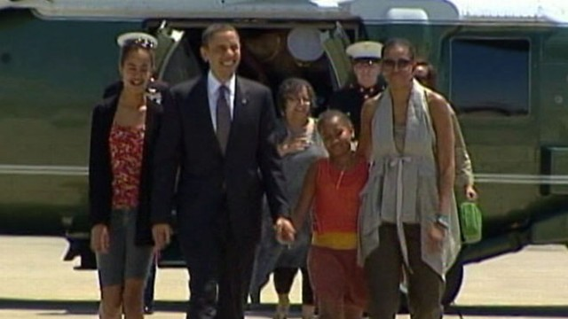 VIDEO: Jake Tapper explains congressional leaders concerns with Obama leaving D.C.