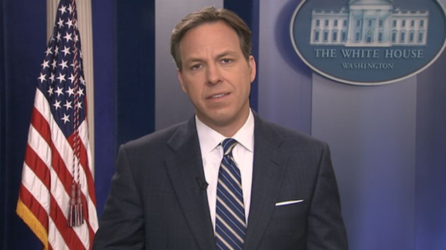 VIDEO: Jake Tapper explains President Obamas strategy amid souring poll numbers.