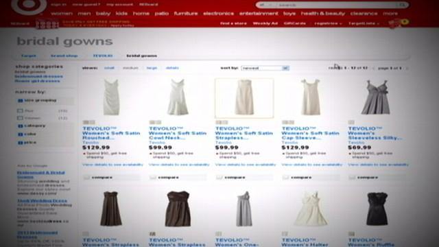 Target Wedding Dresses.Target To Sell 99 Dollar Wedding Dresses