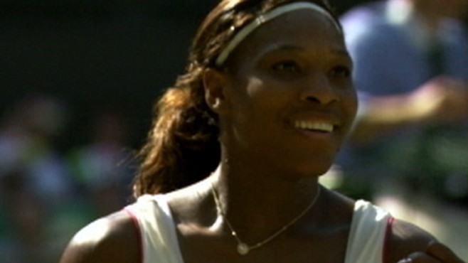 VIDEO: Tennis-star Serena Williams rushed to the hospital.