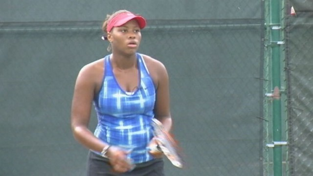 21d7dab26 Taylor Townsend  Teen Tennis Champ at Odds With USTA Over Weight ...