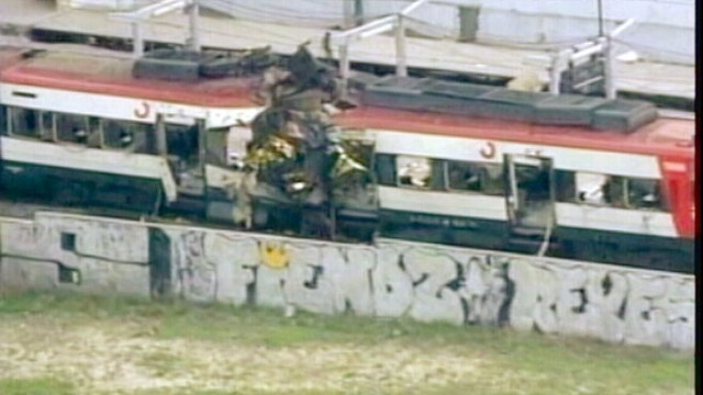VIDEO: Plots to derail U.S. trains were uncovered after U.S. raid on Osama bin Laden.