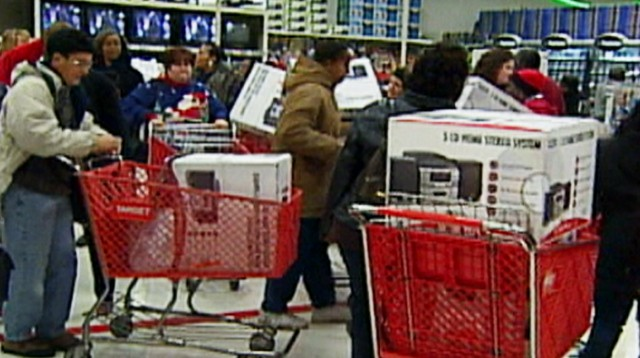 Video: The new Black Friday.