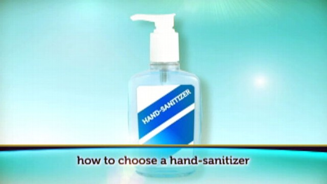 VIDEO: What should you consider when buying hand sanitizer, and when should you use it?