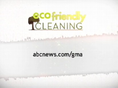 VIDEO: Baking soda freshens the air and works great as a household cleaner.
