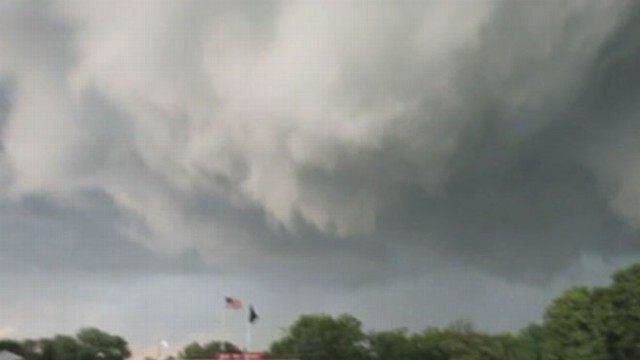 VIDEO: Tornadoes Tear Across Midwest